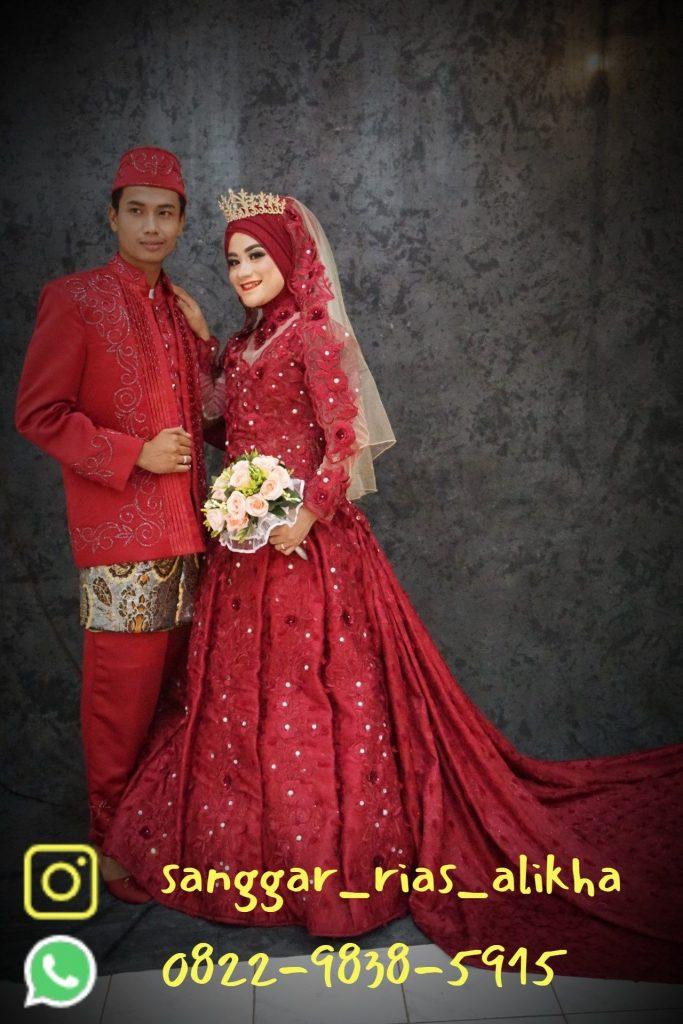 Paket Pernikahan Lengkap Murah Tegal Parang Rias Pengantin
