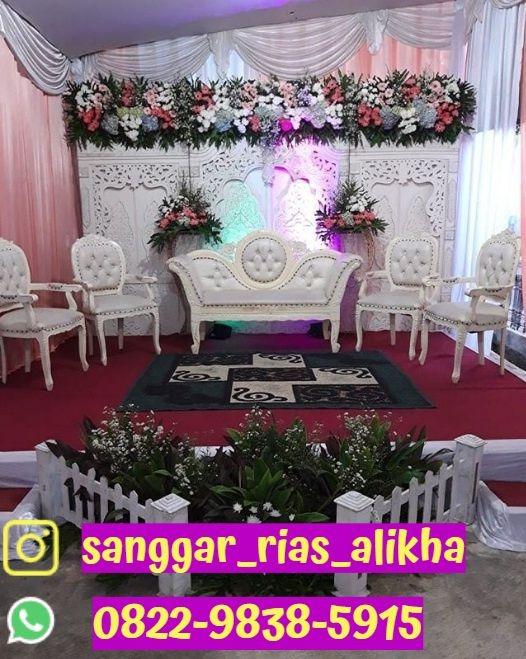 Paket Tenda Dekorasi Pengasinan Sepanjang Jaya Rias Pengantin